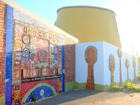 7-Community Cultural Center Guga S'thebe, Capetown, South Africa