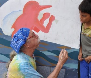 8-Patch Adams Smile-therapy, Iquitos, Peru